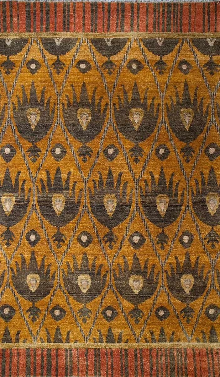 Iconic Ikat Patterns Rugs Collection Tim Page