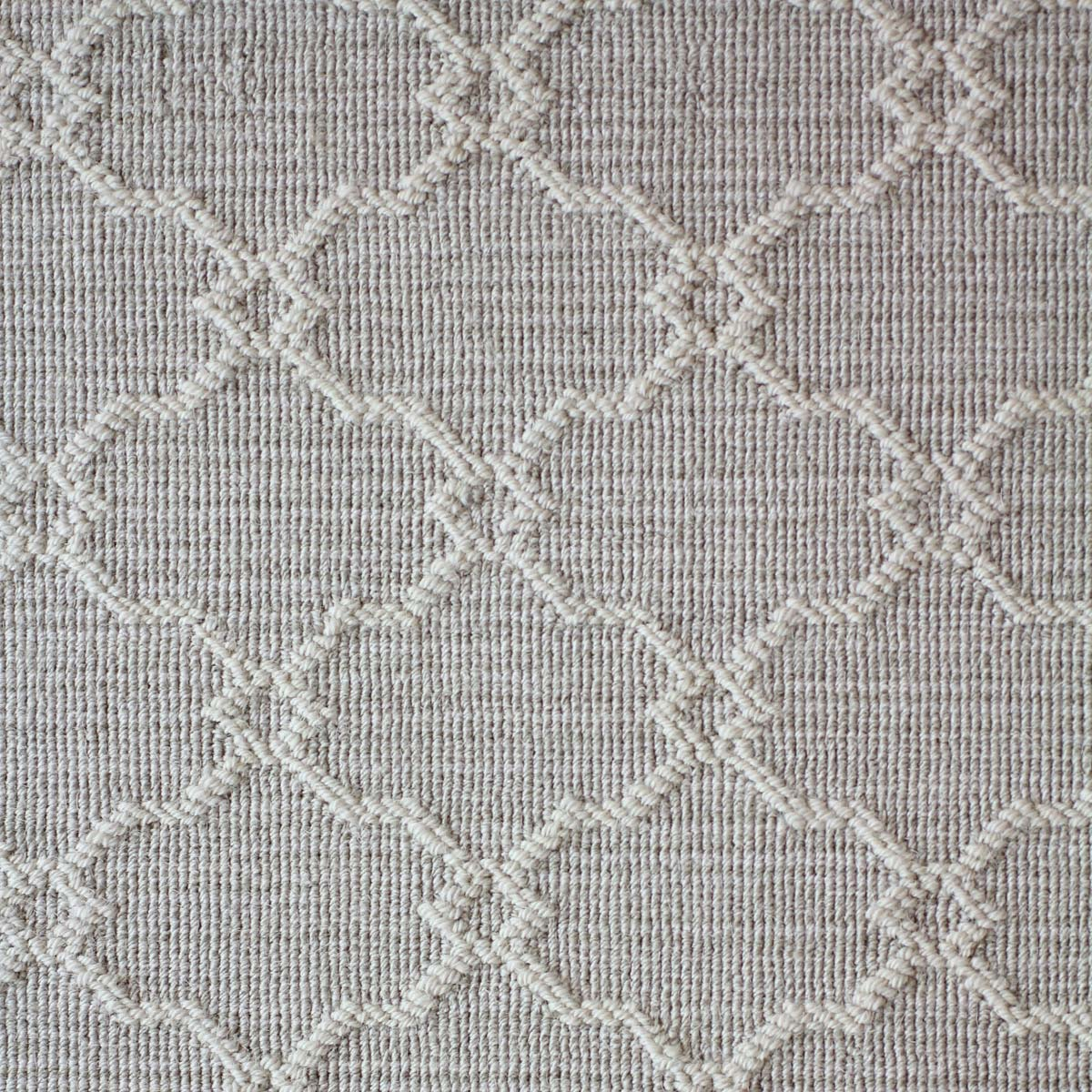 Dachsund 2 Geometric Carpets Collection Tim Page