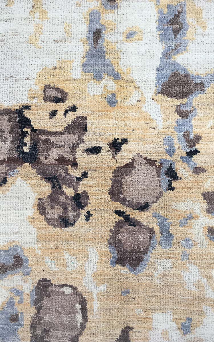 Strike Off Gold Patterns Rugs Collection Tim Page